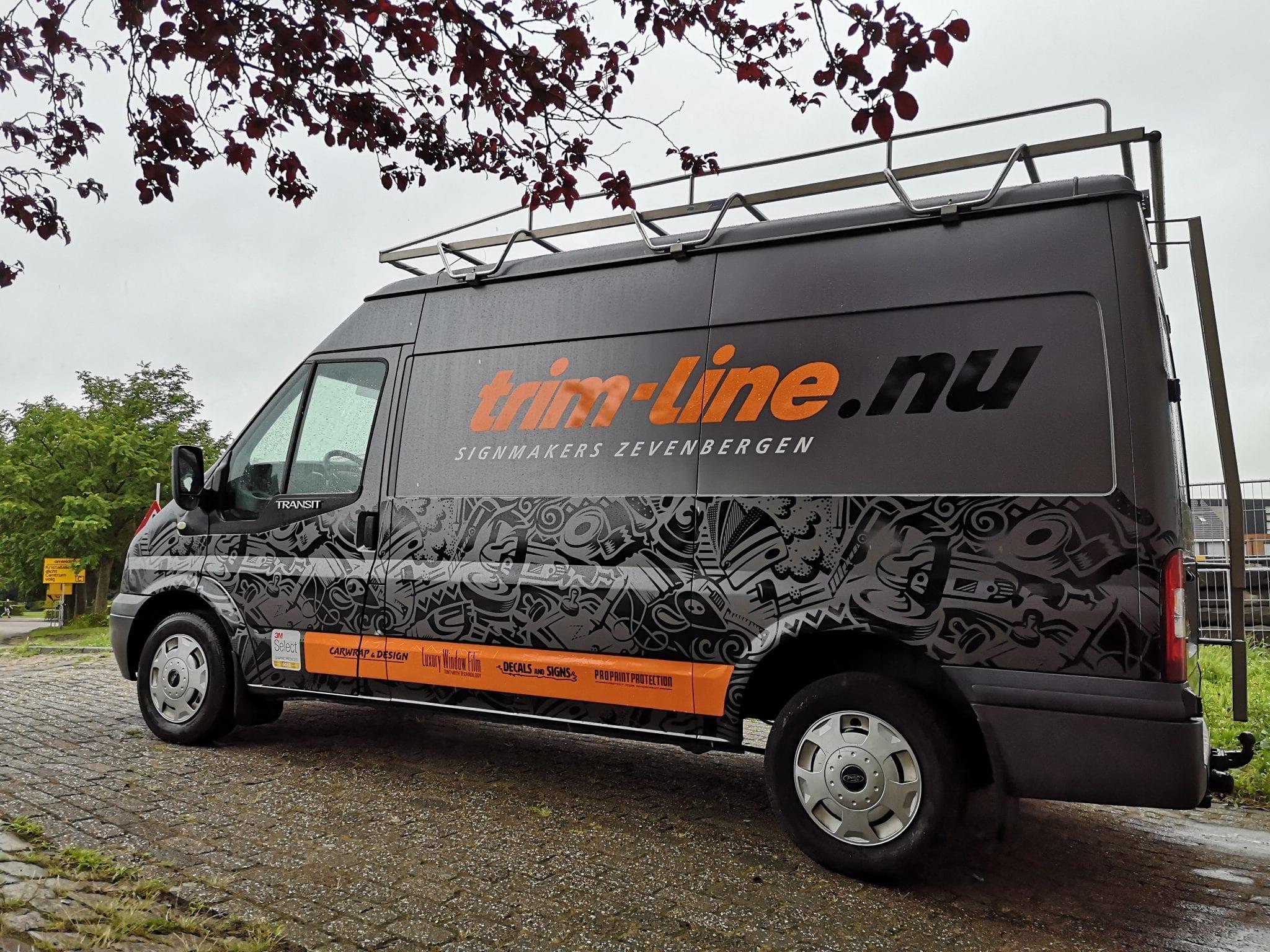 Trim-Line Bus | Trim-Line Zevenbergen