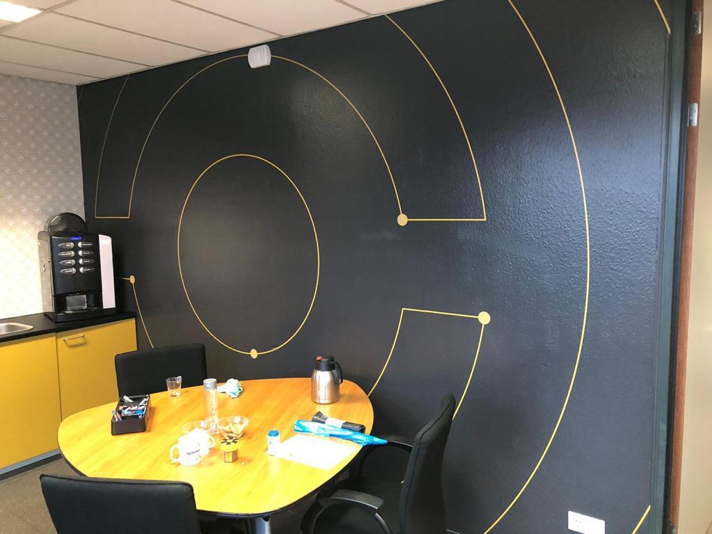 Indoor Signing B-Present | Trim-Line Zevenbergen