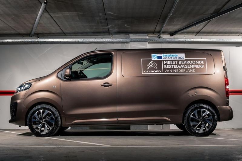 Citroën Bedrijfswagen wrap | Trim-Line Zevenbergen
