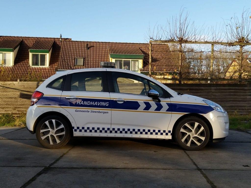Car Wrap Gemeente Steenbergen | Trim-Line Zevenbergen