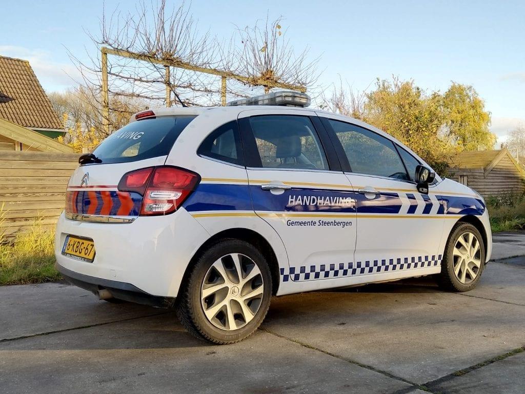 Carwrap Auto's Gemeente Steenbergen | Trim-Line Zevenbergen