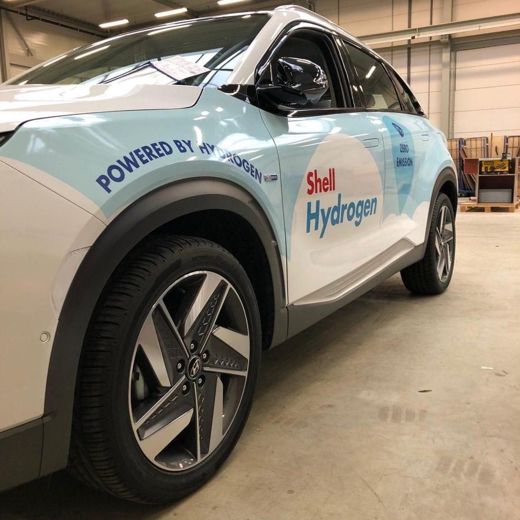 Shell Hydrogen Autowrap | Trim-Line Zevenbergen