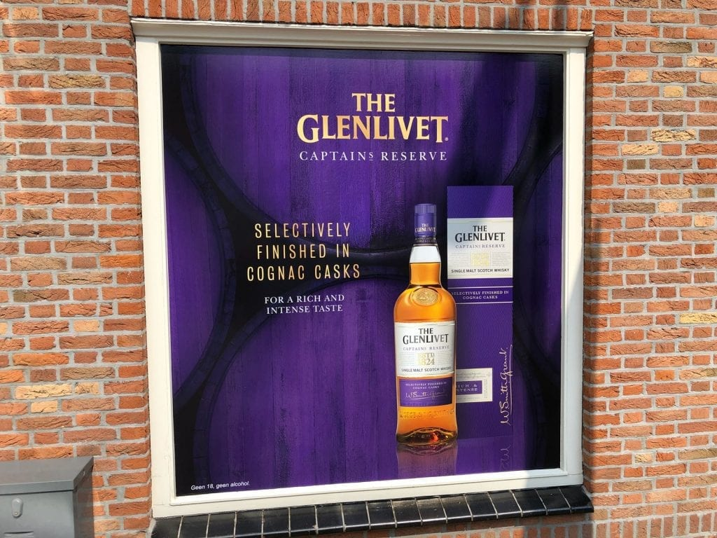 Outdoor Signing | Trim-Line Zevenbergen