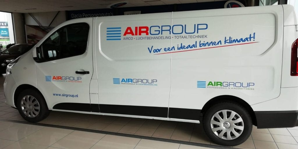 Carwrapping Airgroup | Trim-Line Zevenbergen
