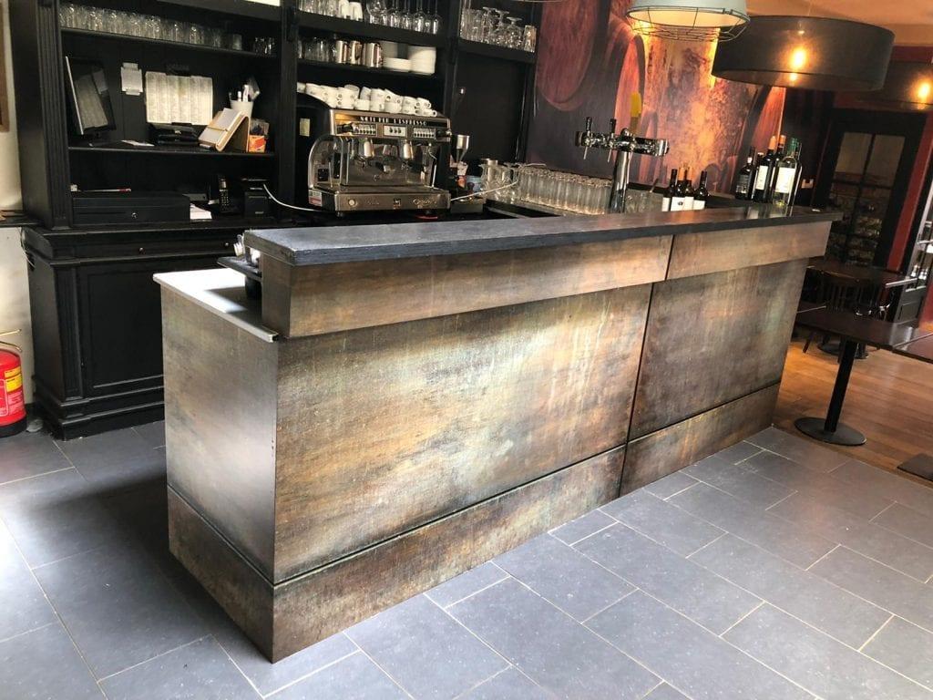 Indoor Wrapping Steakhouse Seven   Trim-Line Zevenbergen