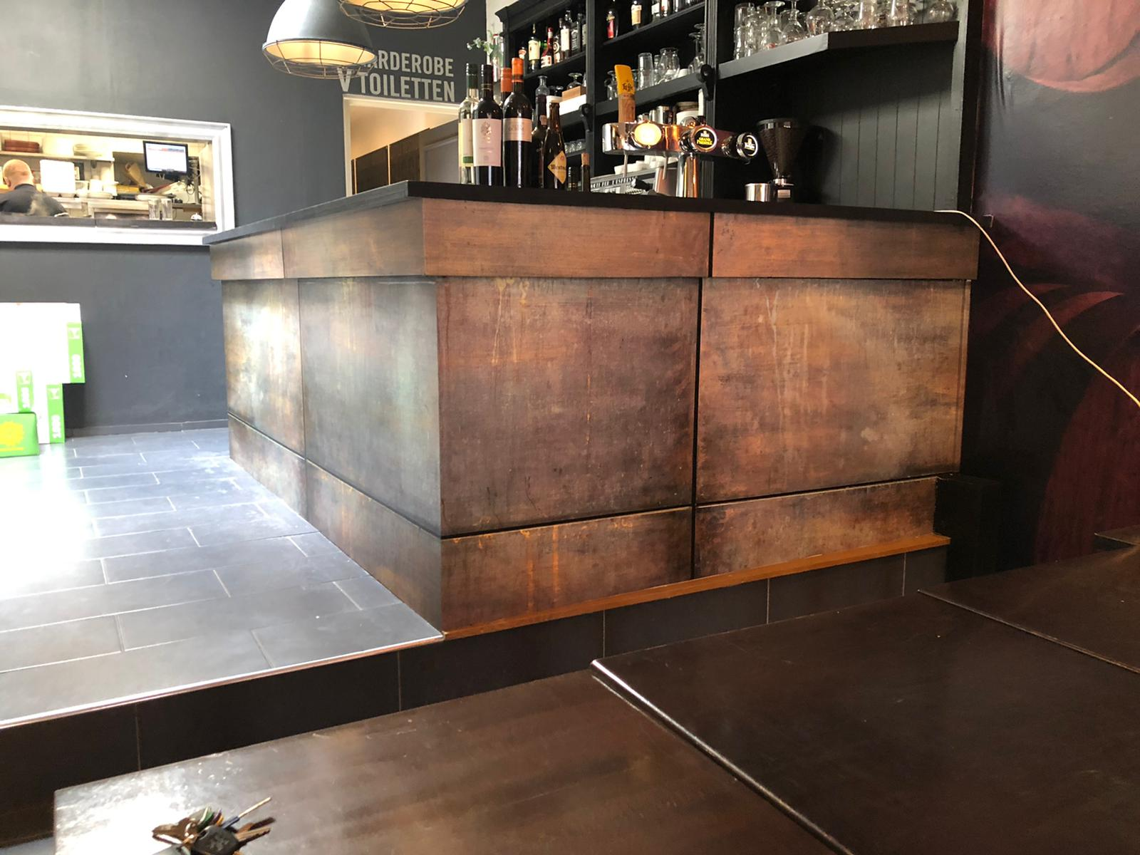 Interieur Wrap Steakhouse Seven | Trim-Line Zevenbergen