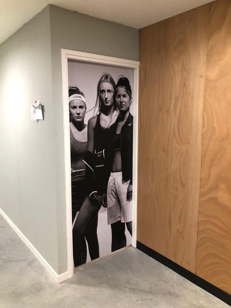 Doorwrapping Hockey | Trim-Line Zevenbergen