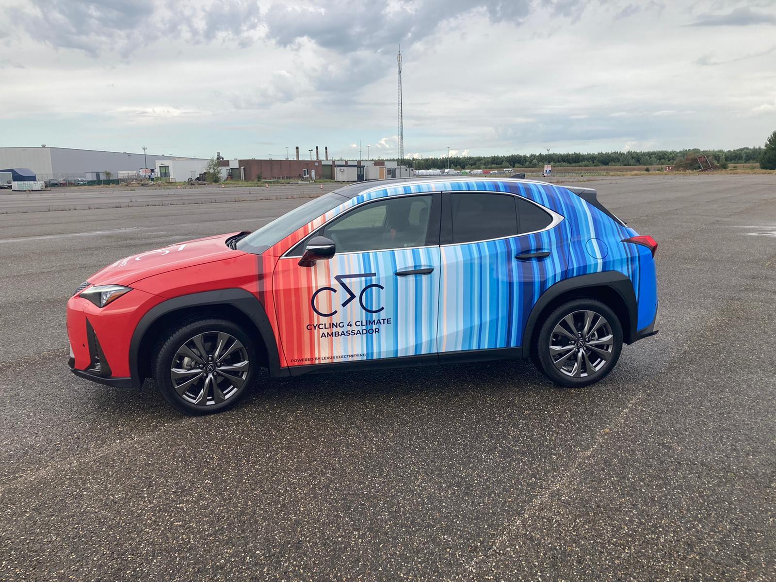 Autowrap Lexus | Trim-Line Zevenbergen