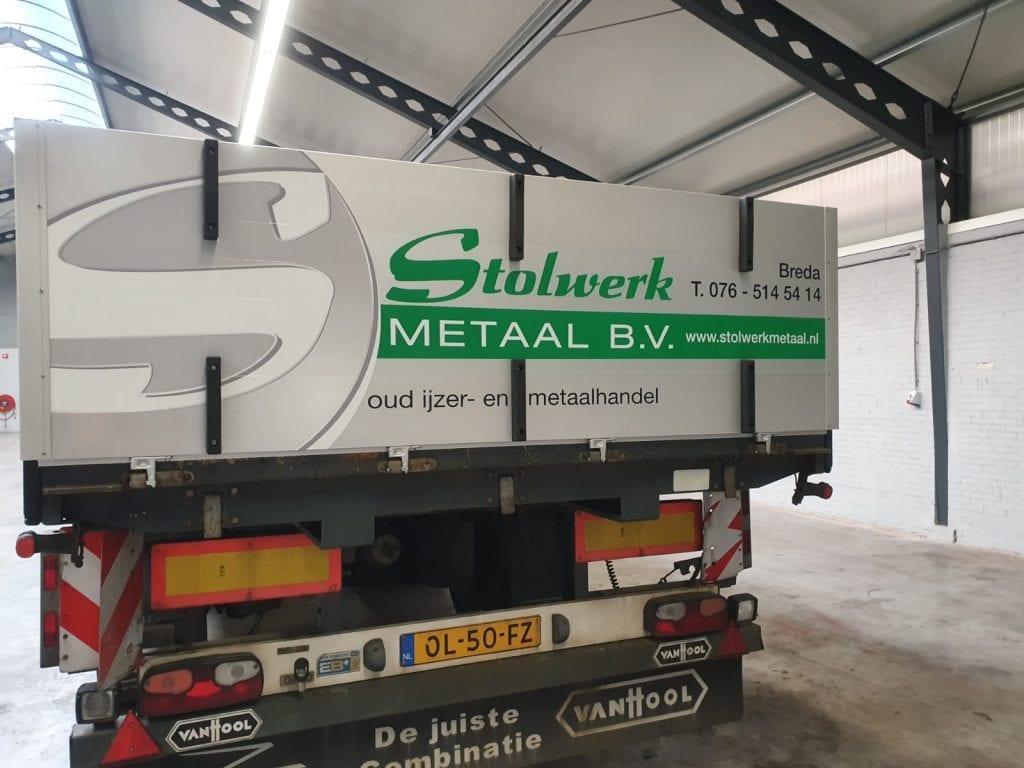 Stolwerk Metaal Breda Wrapping | Trim-Line Zevenbergen