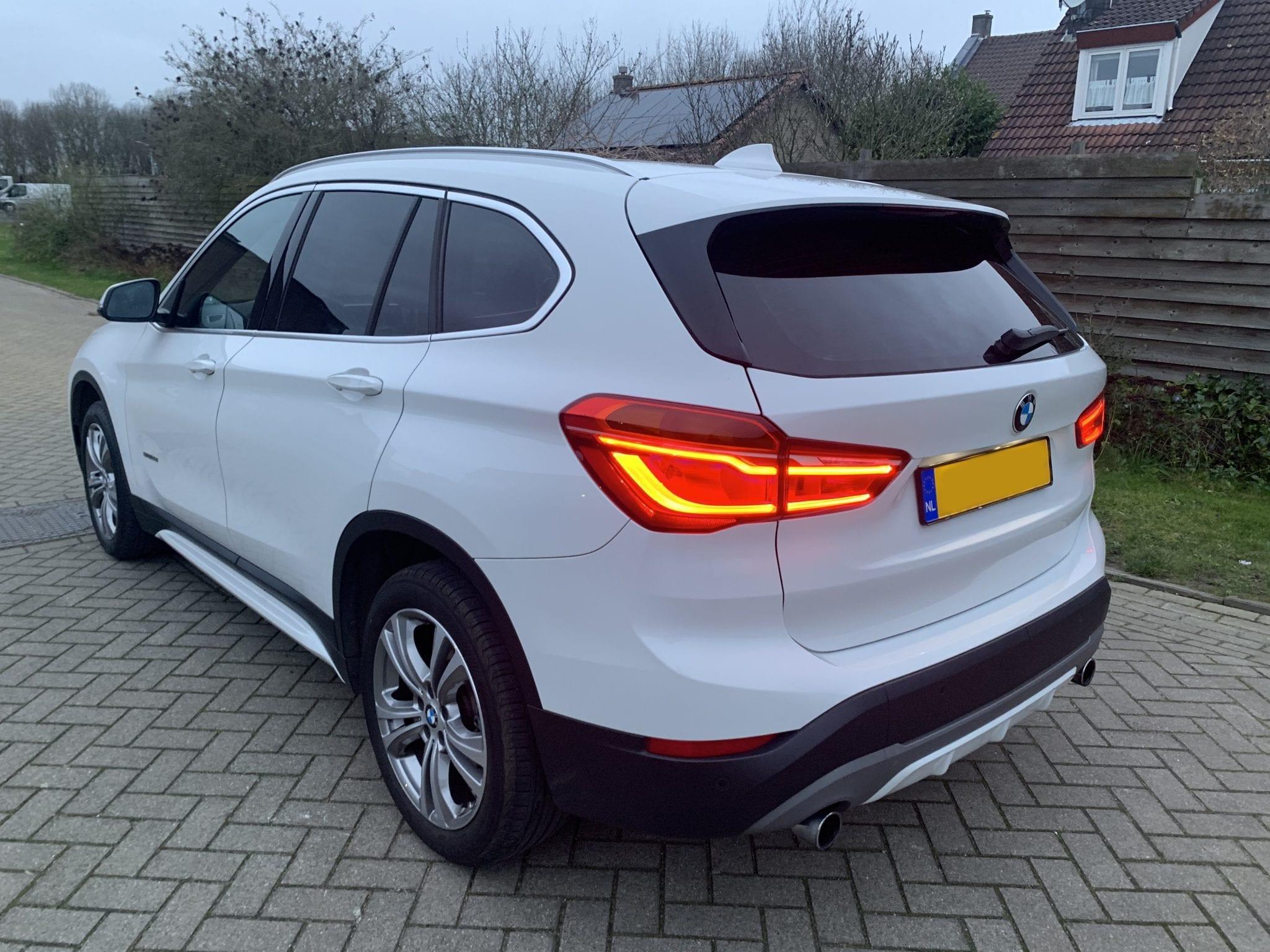 BMW Carwrap Wit | Trim-Line Zevenbergen