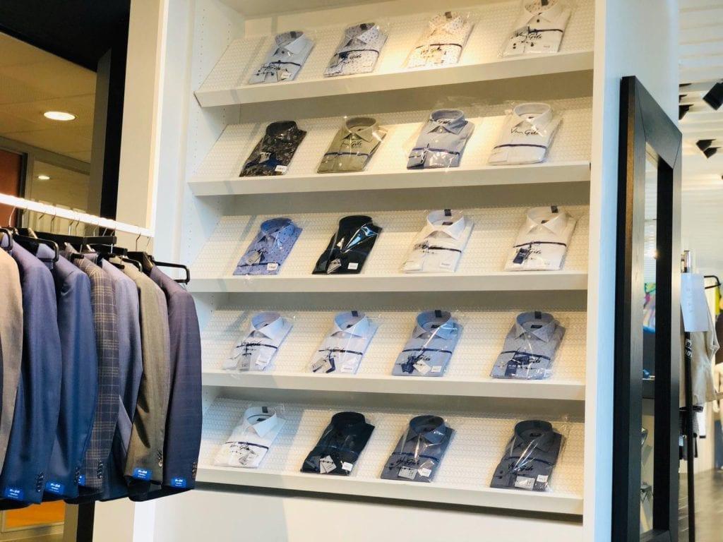 Indoor Signing Van Gils Fashion   Trim-Line Zevenbergen