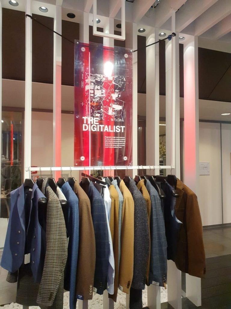 Indoor Reclame van Gils Fashion   Trim-Line Zevenbergen