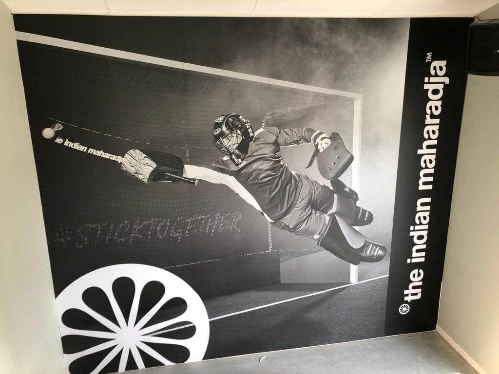 Wallwrap Hockey Club | Trim-Line Zevenbergen