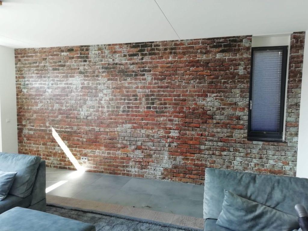Wall-Wrap Indoor - Steen   Trim-Line Zevenbergen